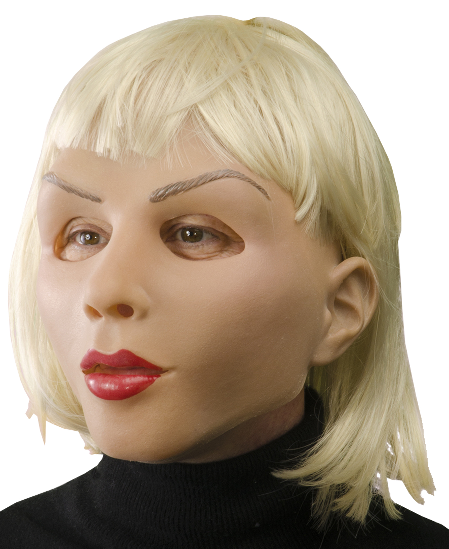 Featured Image for Beautiful Blonde Mask