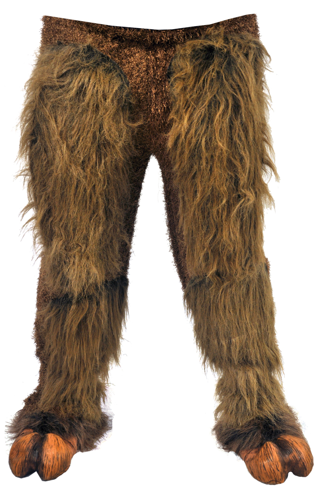 Featured Image for Beast Legs Brown