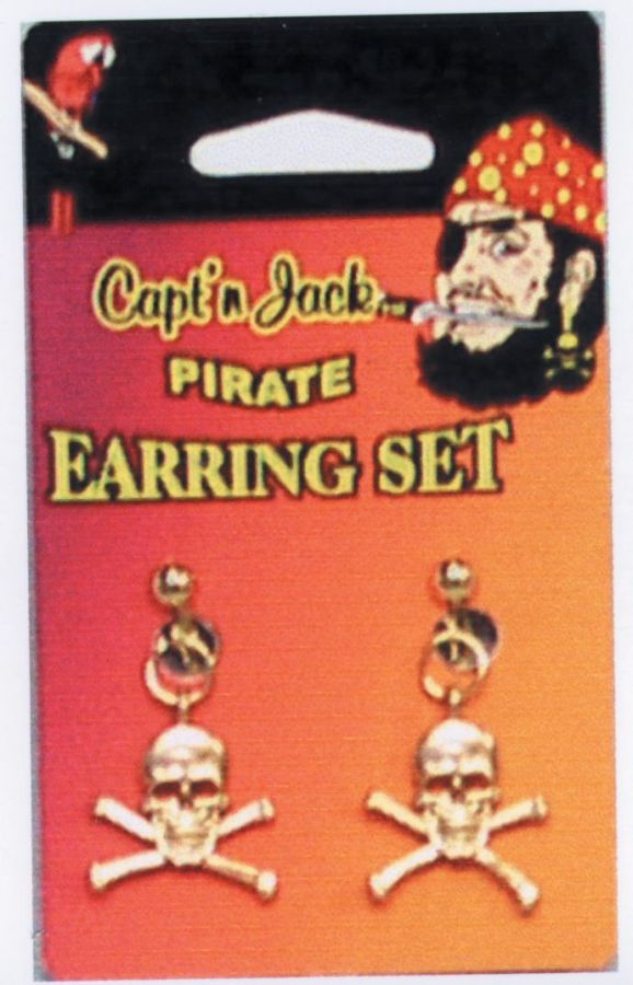 Featured Image for Pirate Earring Set