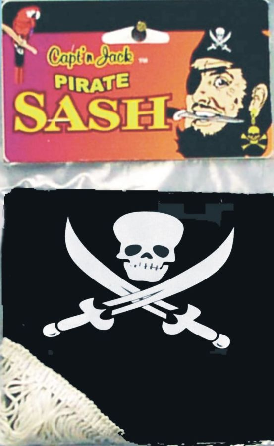 Featured Image for Pirate Jack Waist Sash