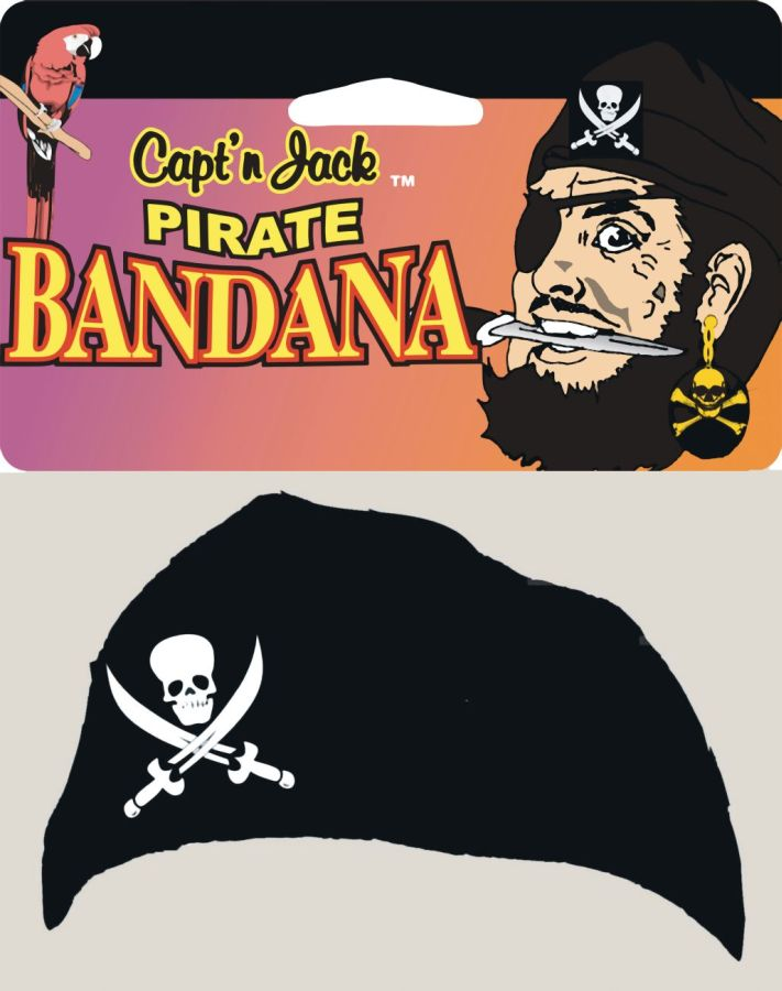 Featured Image for Pirate Jack Head bandana