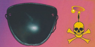 Featured Image for Pirate Eye Patch & Earring