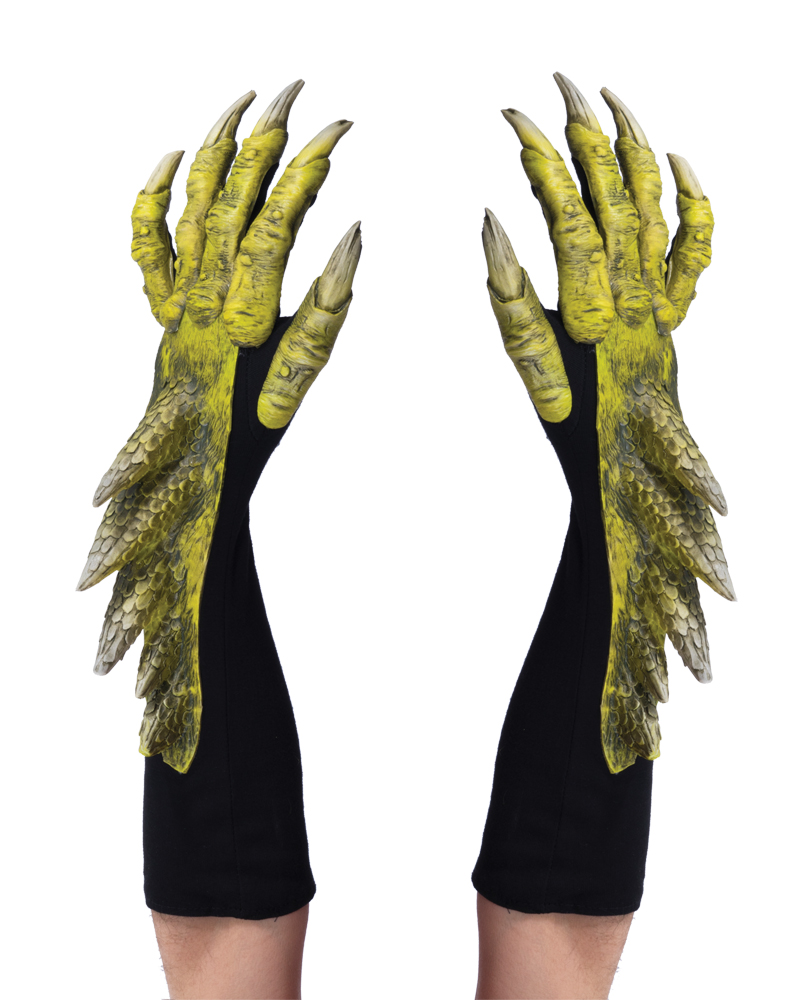 Featured Image for Dragon Gloves Green