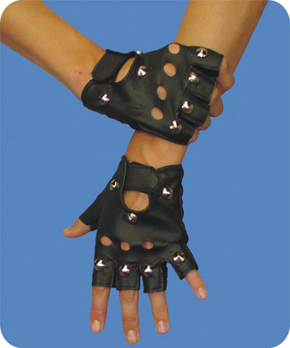 Featured Image for EZ Rider Studded Gloves