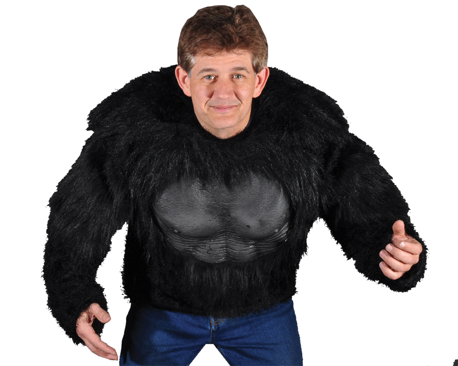 Featured Image for Gorilla Shirt