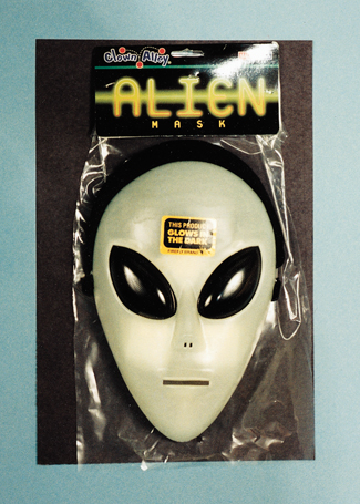 Featured Image for Glow-in-the-Dark Alien Mask