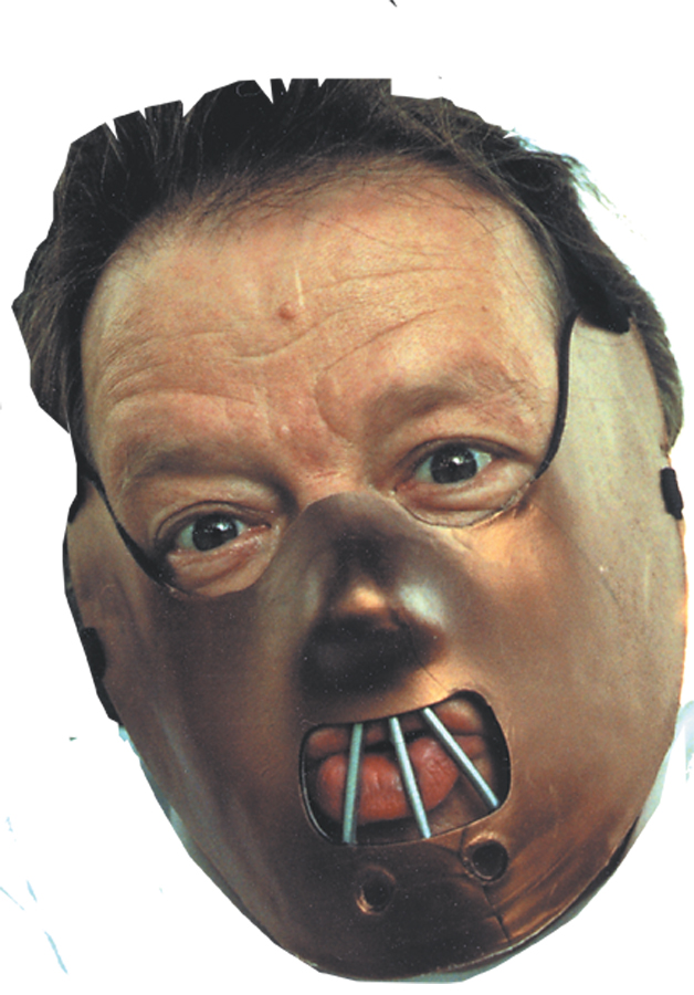 Featured Image for Restraint Mask