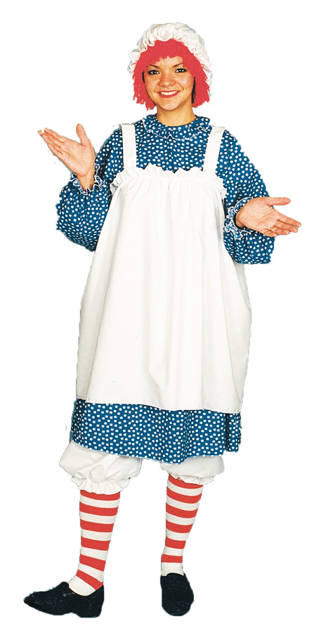 Featured Image for Women's Raggedy Ann Costume