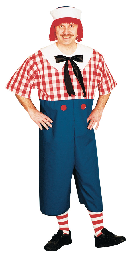 Featured Image for Men's Raggedy Andy Costume