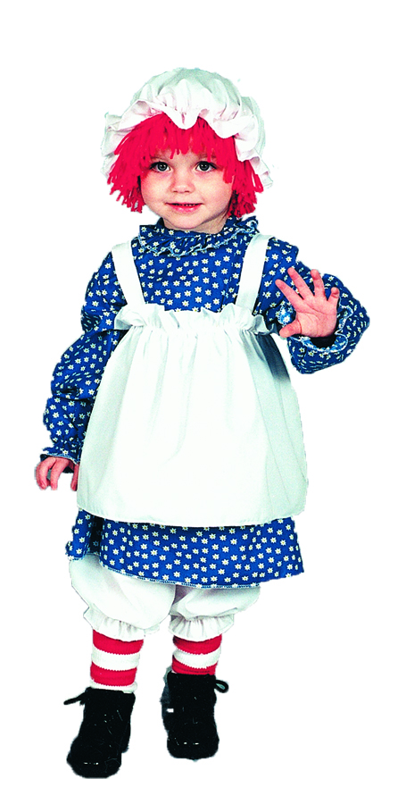 Featured Image for Raggedy Ann Costume