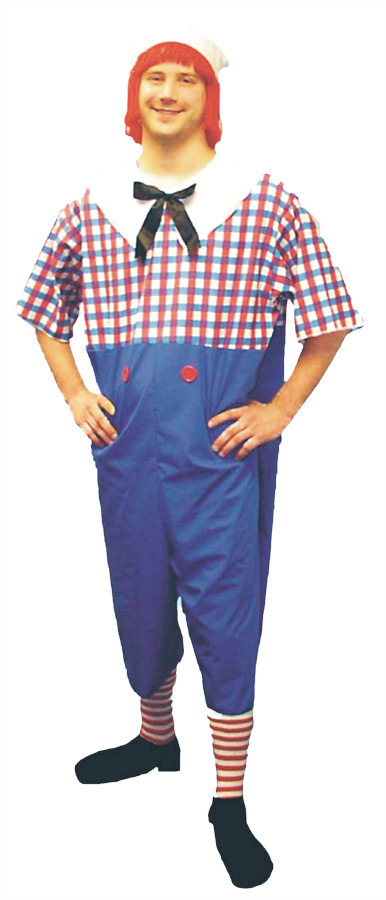 Featured Image for Men's Plus Size Raggedy Andy