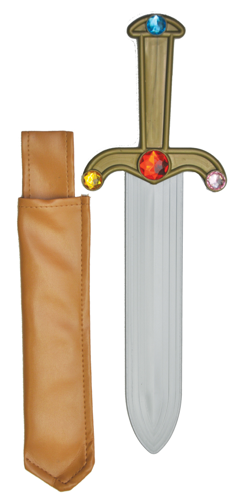 Featured Image for Jeweled Dagger & Sheath