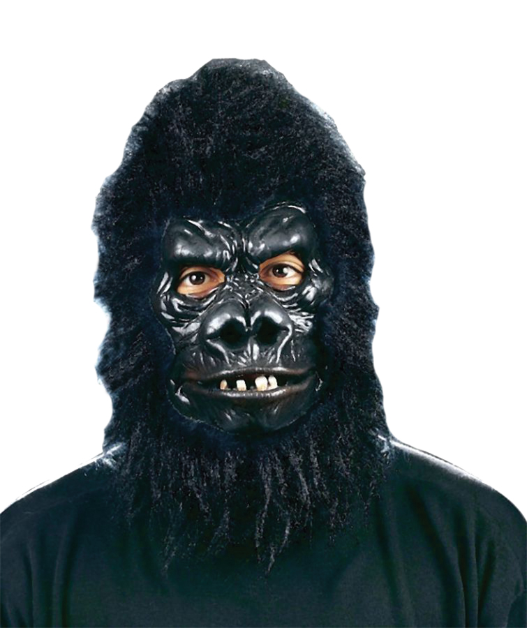 Featured Image for Deluxe Gorilla Mask