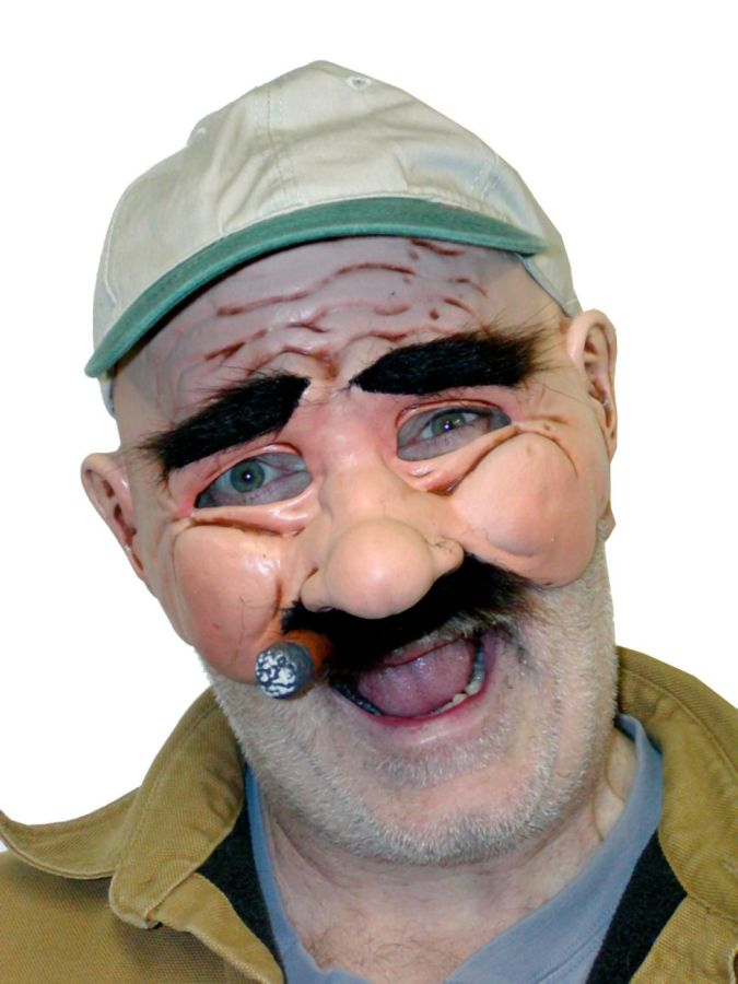 Featured Image for Stan The Man Latex Mask
