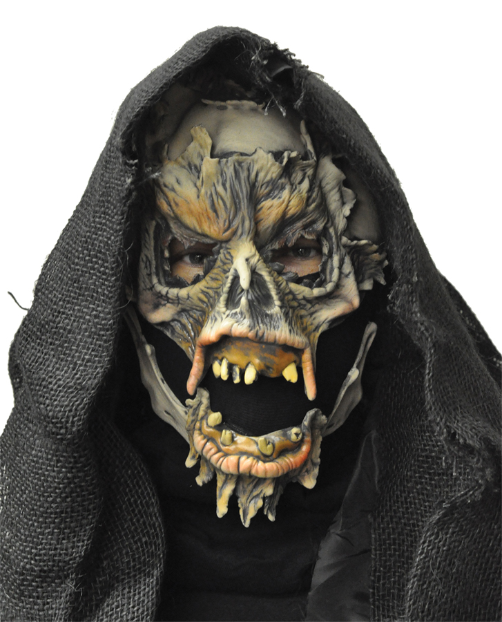 Featured Image for Decayed Latex Mask