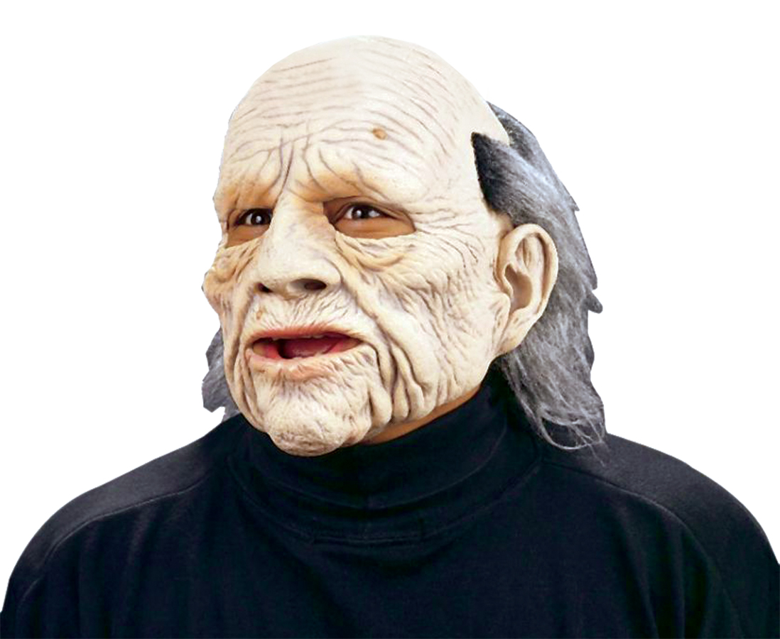 Featured Image for Unfaithful Old Geezer Mask