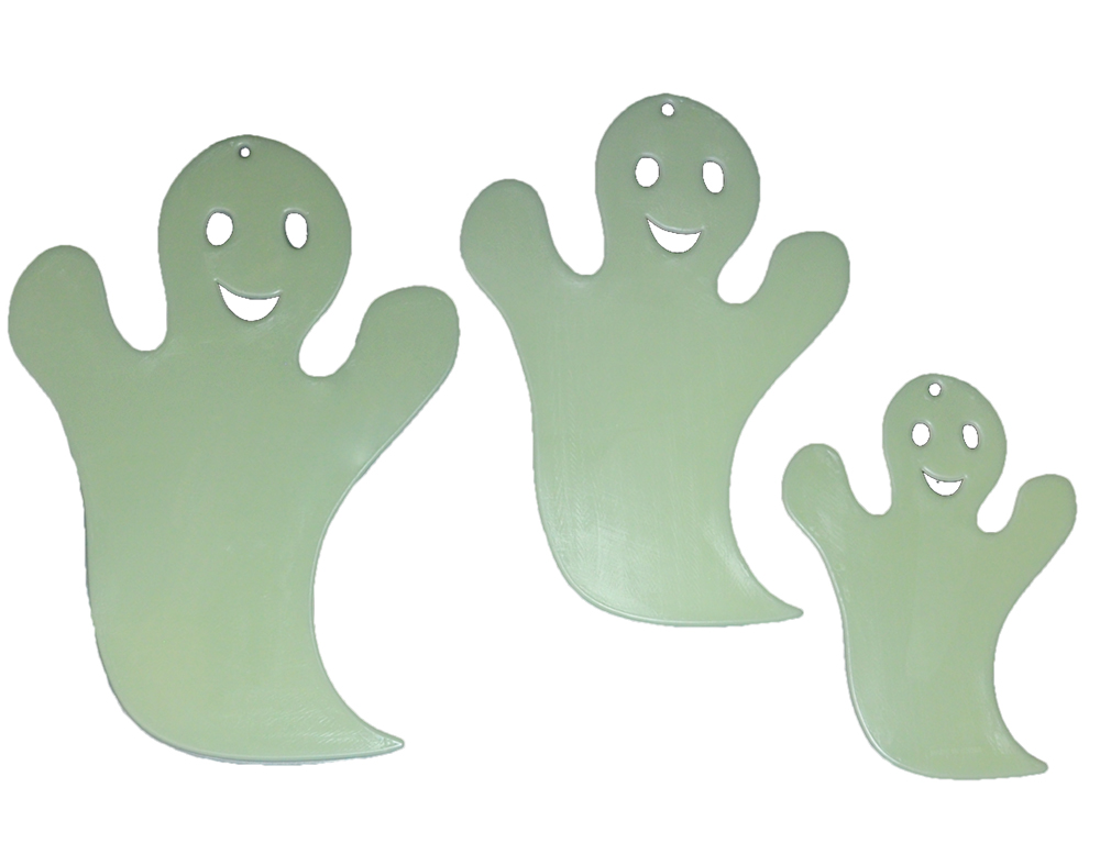 Featured Image for Glow-in-the-Dark Hanging Ghost