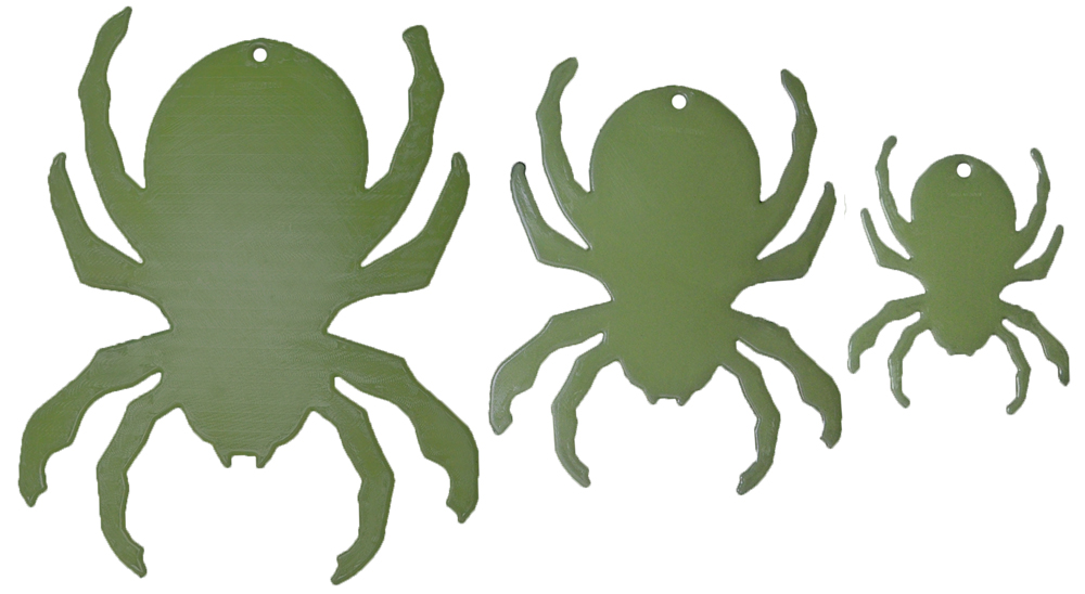 Featured Image for Glow-in-the-Dark Hanging Spider