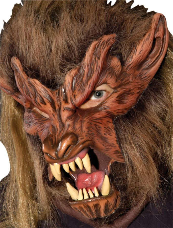 Featured Image for Lone Wolf Latex Mask