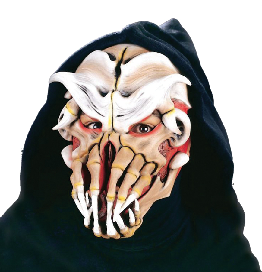 Featured Image for Nightmare On Belmont Ave Mask