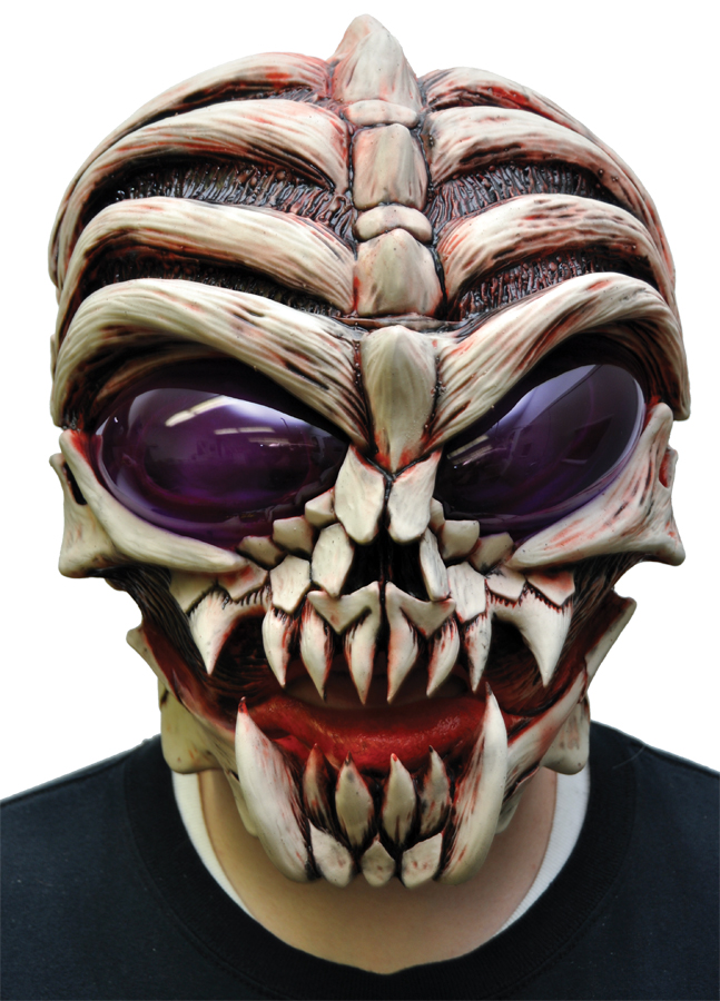 Featured Image for Down To Earth Latex Mask