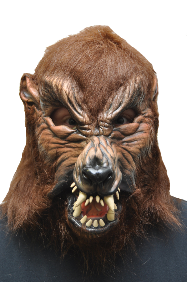 Featured Image for Howl 'O Ween Latex Mask