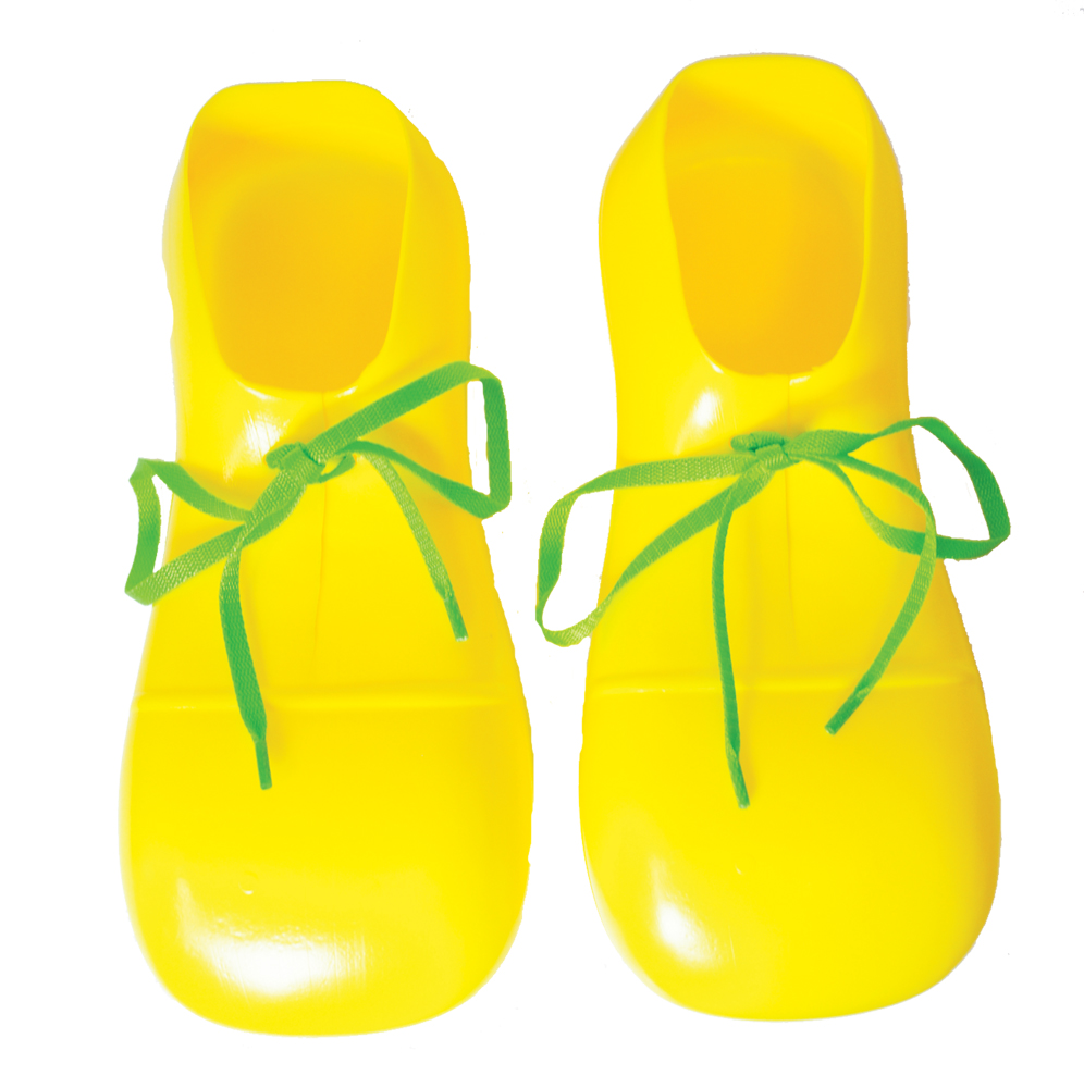 Featured Image for 12″ Clown Shoes