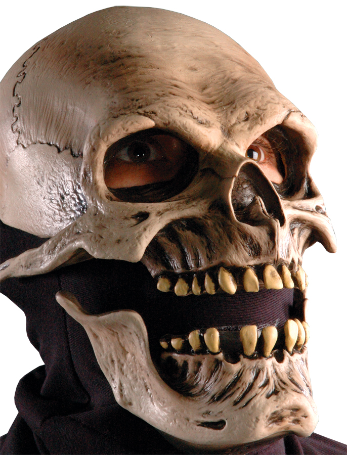 Featured Image for Death Latex Mask