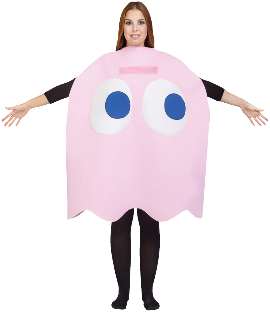 Featured Image for Adult Pinky Costume – Pac Man