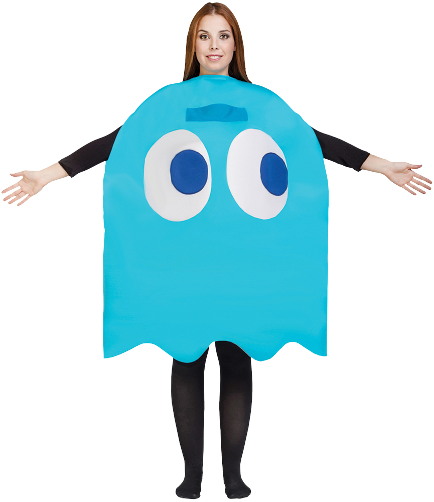 Featured Image for Adult Inky Costume – Pac Man