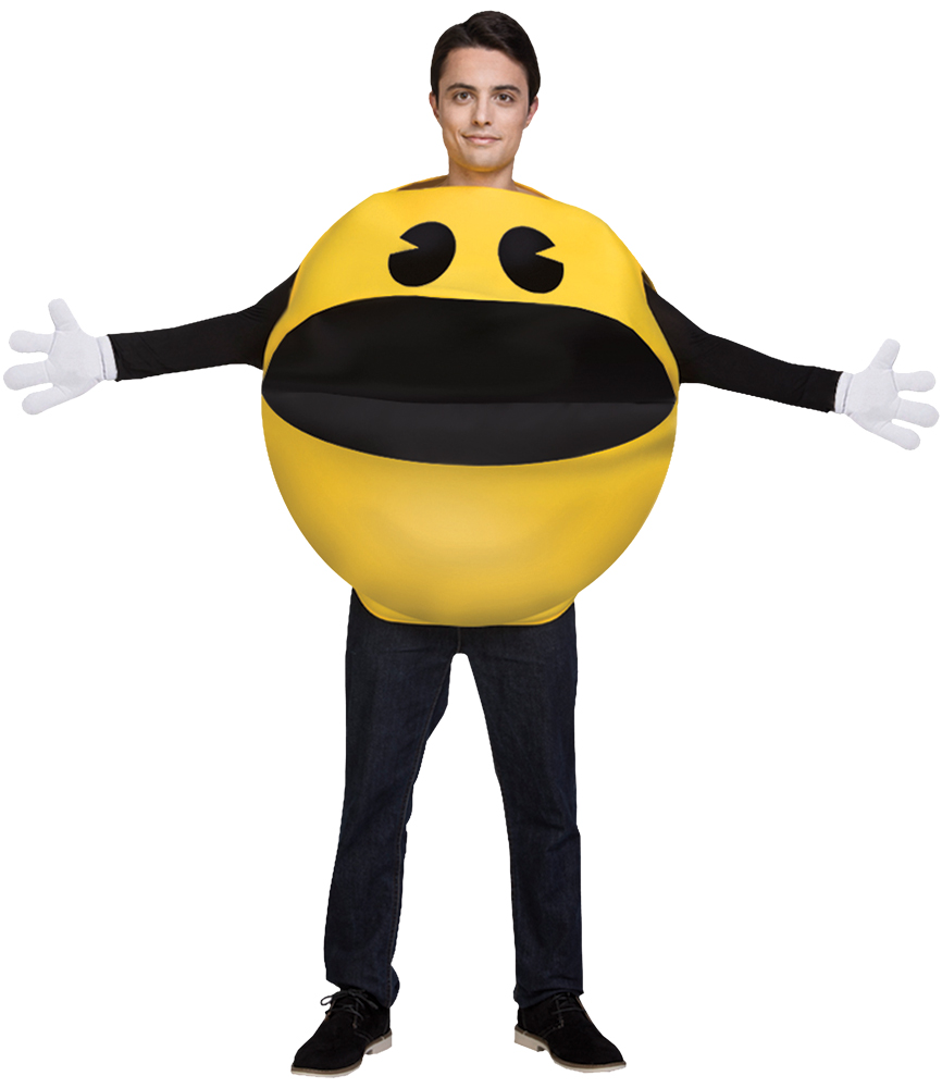 Featured Image for Adult Pac Man Costume