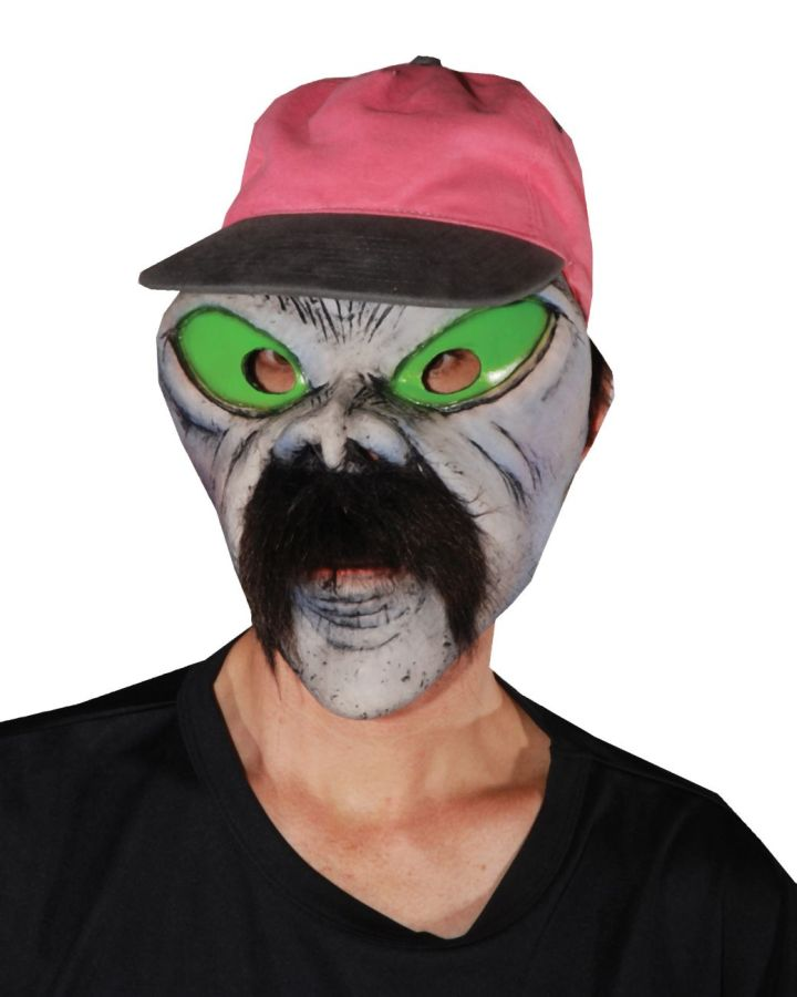 Featured Image for Illegal Alien Latex Mask