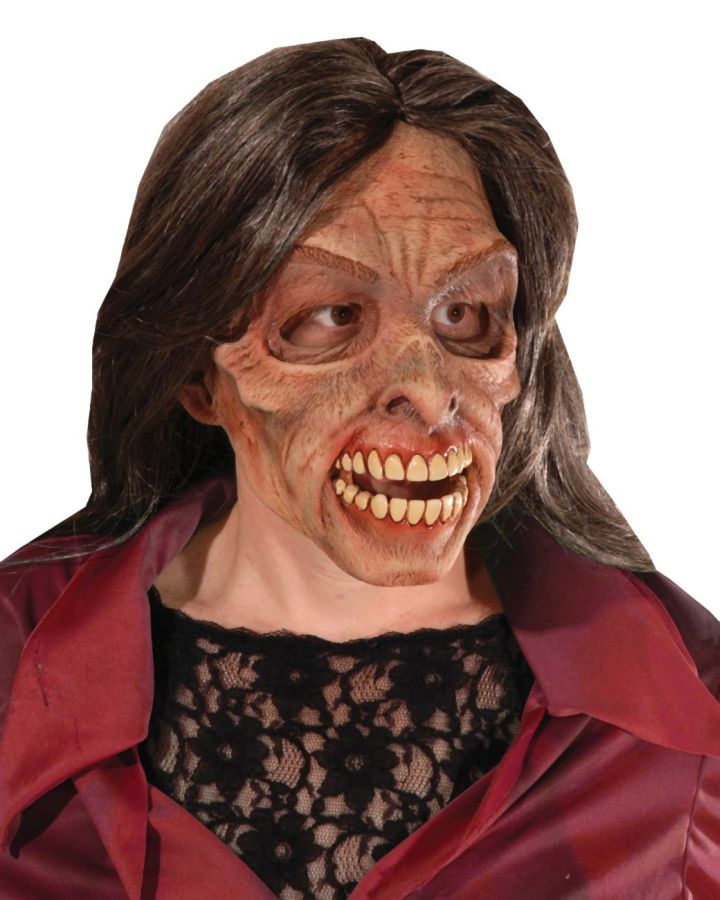 Featured Image for Mrs. Living Dead Latex Mask