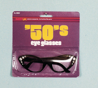Featured Image for 50s Style Glasses
