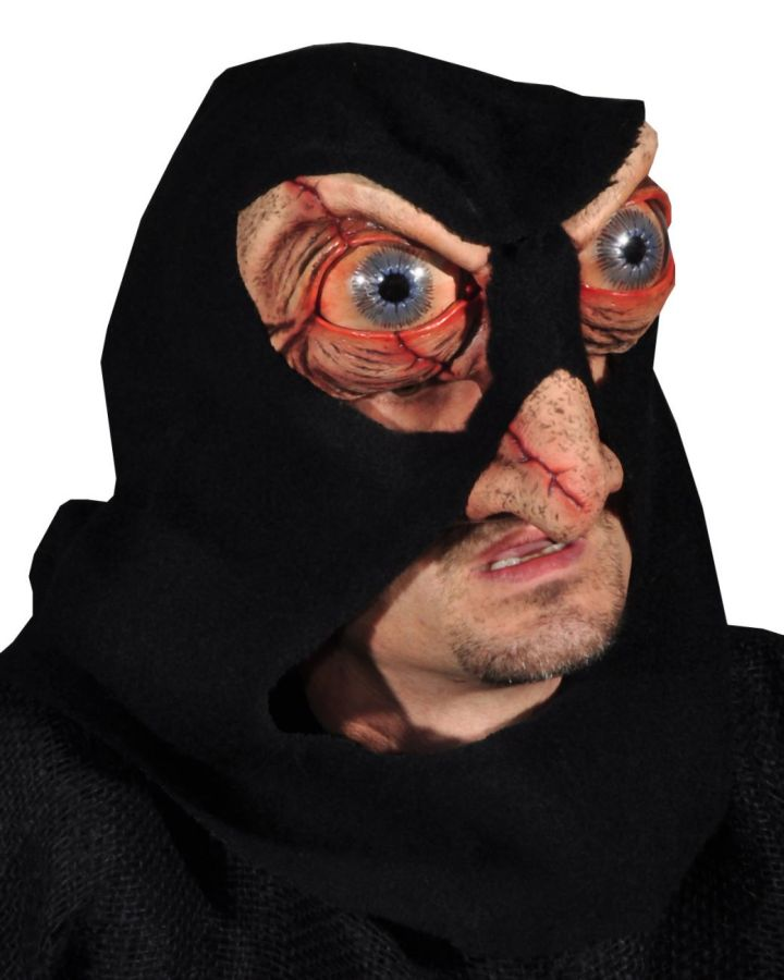 Featured Image for Hacker Latex Mask