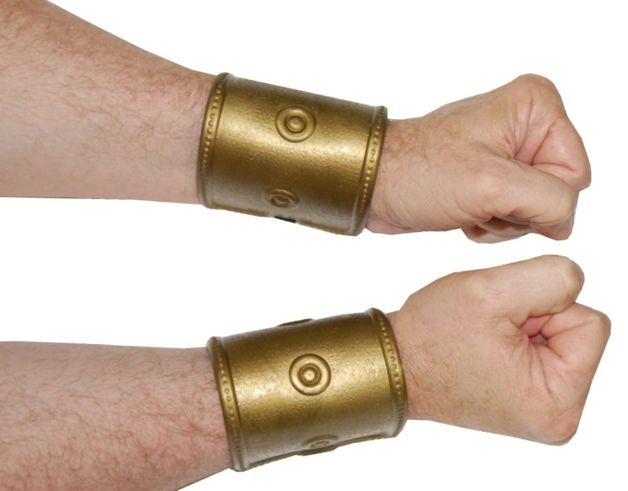 Featured Image for Roman Wrist band Pair