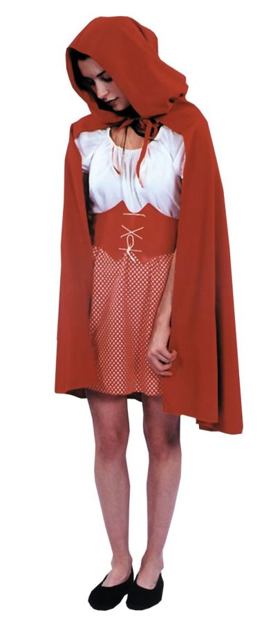 Featured Image for Red Riding Hood Cape
