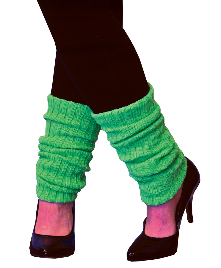 Featured Image for Neon Leg Warmers Adult