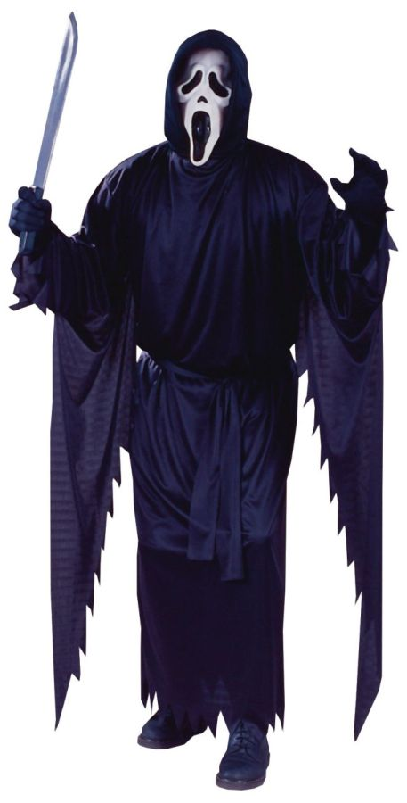 Featured Image for Men's Scream Costume