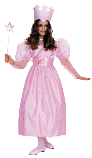 Featured Image for Girl's Glinda Costume – Wizard of Oz