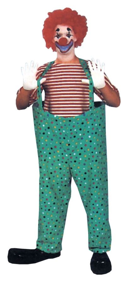 Featured Image for Hooped Clown Pant Set