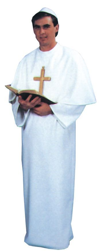 Featured Image for Men's Pope Costume