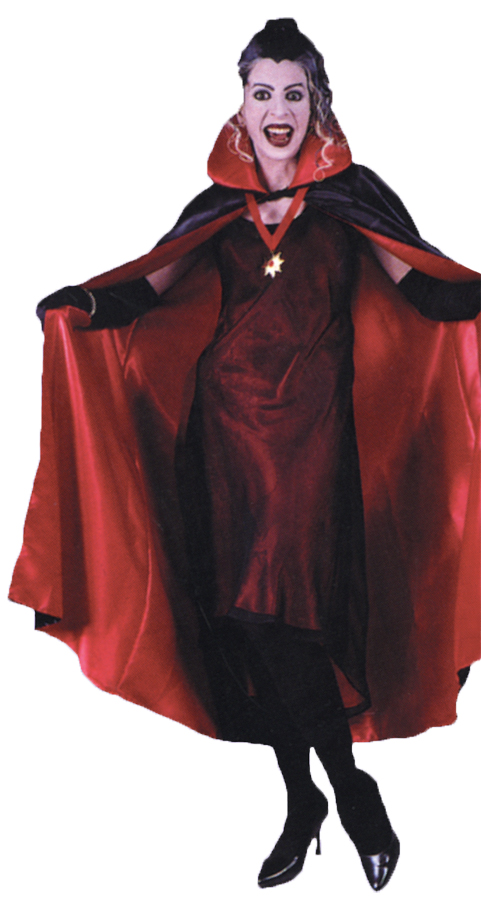 Featured Image for 56″ Deluxe Red Cape