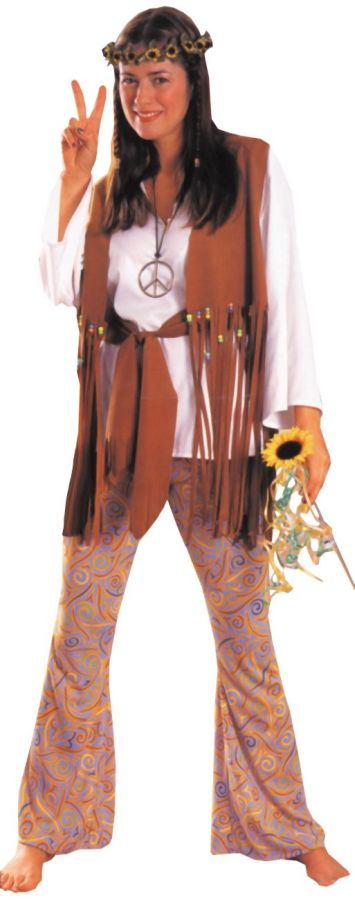 Featured Image for Men's Hippie Love Costume