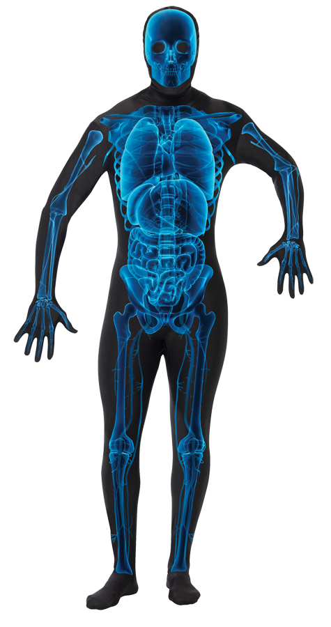 Featured Image for Men's X-Ray Skin Suit