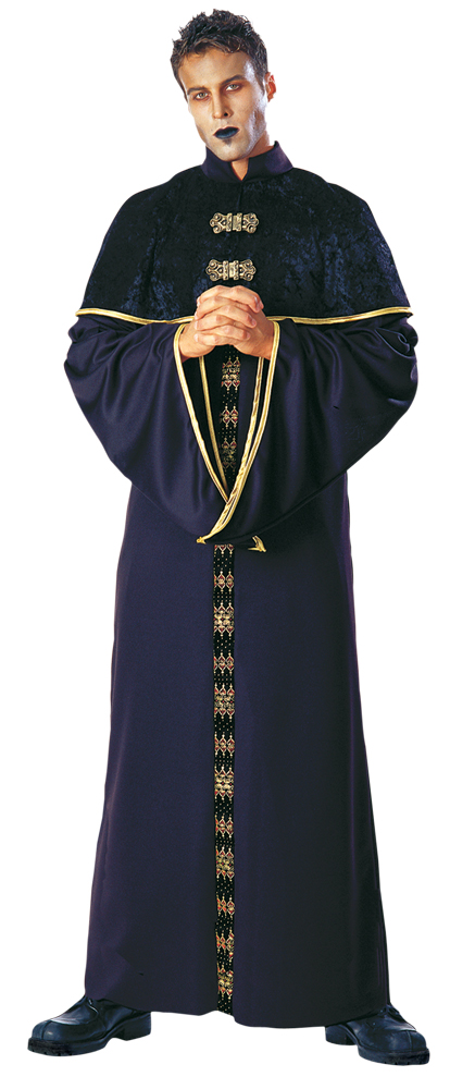 Featured Image for Men's Minister of Death Costume