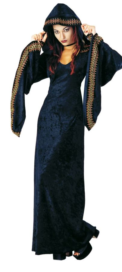 Featured Image for Women's Midnight Priestess Costume