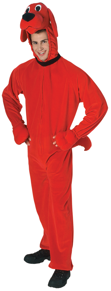Featured Image for Men's Deluxe Clifford Costume