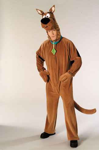 Featured Image for Men's Deluxe Scooby-Doo Costume