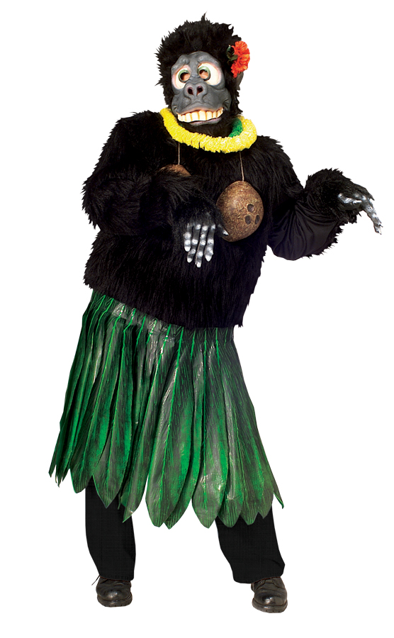 Featured Image for Adult Aloha Gorilla Costume